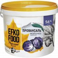 Майонез «EFKO FOOD» Professional высококалорийный, 56%, 9.5 кг