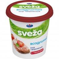 Сыр творожный «Савушкин» с томатами, 60%, 150 г.