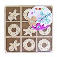 Игрушка Вуди «Крестики-нолики. Пончик и пряник».