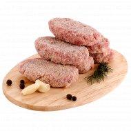 Полуфабрикат мясной «Шницель натуральный» замороженный, 480 г.