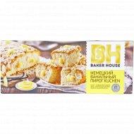 Пирог бисквитный «Kuchen» ванильный, 350 г.