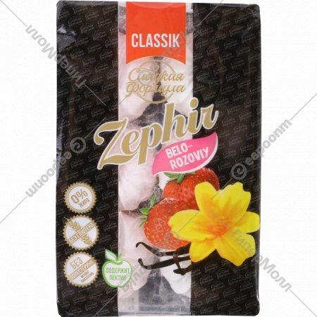 Зефир «Рошель» бело-розовый 250 г