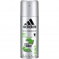 Антиперспирант спрей «Adidas» cool&dry 6 в 1, 150 мл.