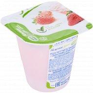 Продукт йогуртный «Нежный. Лёгкий» с соком клубники, 0.1%, 95 г