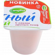 Продукт йогуртный «Нежный. Лёгкий» с соком лесных ягод 0.1%, 95 г.