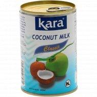 Кокосовое молоко «Kara» 0.4 л.