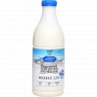Молоко «Молочный мир» Городенъ, ультрапастеризованное, 3.2%, 950 мл