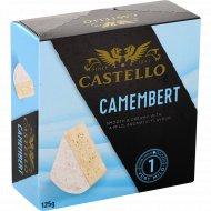 Сыр мягкий «Castello Camembert» 50%, 125 г.