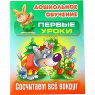 Книга «Сосчитаем все вокруг» А5+, Кузьмин С.