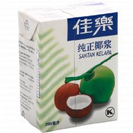 Кокосовые сливки «Kara» 0.2 л.