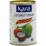 Кокосовые сливки «Kara» 0.4 л.