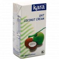 Кокосовые сливки «Kara» 0.5 л.