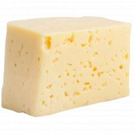 Сыр полутвёрдый «Сваля» 45%, 1 кг., фасовка 0.3-0.4 кг
