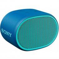 Портативная аудиосистема «Sony» SRS-XB01.