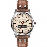 Гибридные умные часы «D&A» EP3844V03, Бежевый/Коричневый