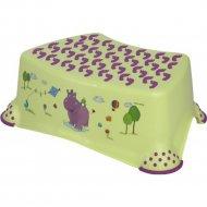 Подставка для ног «Lorelli» Hippo Green 1013038.