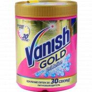 Пятновыводитель для тканей «Vanish» Gоld Oxi Action, 1000 г.