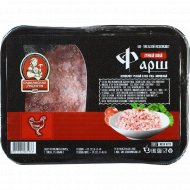 Фарш «Куриный новый» замороженный, 0.5 кг.