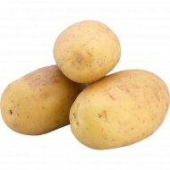 Картофель свежий мытый, 1 кг., фасовка 2.1-2.5 кг