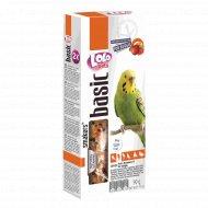 Палочки для волнистых попугаев «Lolo Pets» с фруктами, 90 г.