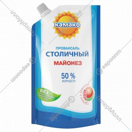 Майонез «Камако» Провансаль Столичный, 400 г.