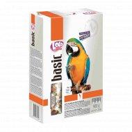 Полнорационный корм «Lolo Pets» для крупных попугаев, 800 г.