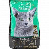 Корм «Premil» Slim Cat SuperPremium для стерилизованных кошек, 2 кг.