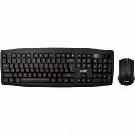 Клавиатура + мышь «Sven» KB-C3100W Black.