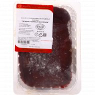 Печень говяжья «По-слуцки» замороженная, 1 кг., фасовка 0.8-0.9 кг