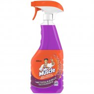 Средство для стекол и поверхностей «Mr. Muscle» лаванда, 500 мл.