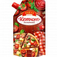 Кетчуп томатный «Золотая капля» 250 г.