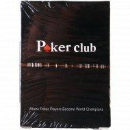 Карты для игры в покер S2, 54 штуки.