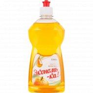 Средство для мытья посуды «Экономь-ка» сладкий апельсин, 500 г.
