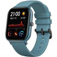 Умные часы «Xiaomi» Amazfit GTS A1914 Steel Blue.