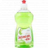 Средство для мытья посуды «Экономь-ка» зеленое яблоко, 500 г