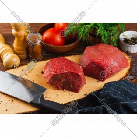 Полуфабрикат мясной «Оригинальный» говяжий охлаждённый, 1 кг.