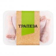 Голень цыплёнка-бройлера охлаждённая 1 кг.