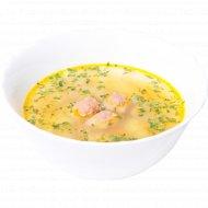 Суп «Картофельный с мясными фрикадельками» 250/25 г.