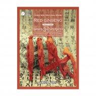 Тканевая маска для лица «Lebelage» с корнем красного женьшеня, 23 г.