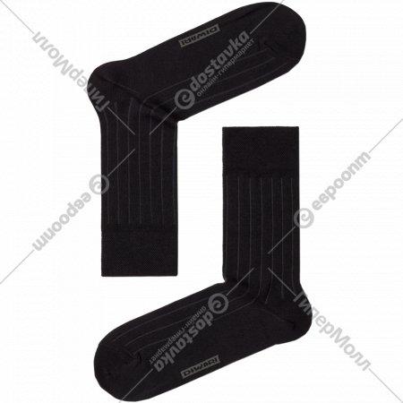 Носки мужские «DiWaRi Optima» черные, размер 29.