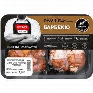 Микс цыпленка-бройлера «Барбекю» в маринаде, охлажденный, 1 кг.