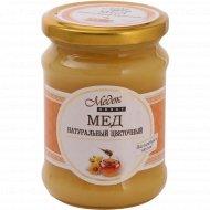 Мед натуральный «Медок» цветочный, 350 г.