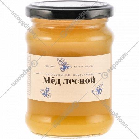 Мед натуральный «Медок» лесной, 350 г.