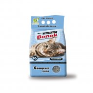 Наполнитель для туалета «Super benek» компакт, 10 л.