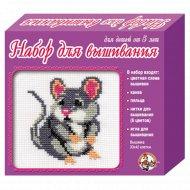 Набор для вышивания «Мышонок».