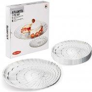 Набор тарелок «Атлантис» 7 предметов.