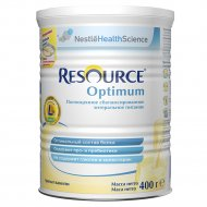 Смесь сухая «Nestle» Resource Optimum, 400 г.