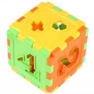 Кубик-сортер «Darvish» 10х10 см.