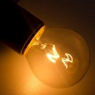 Декоративная лампа накаливания «Neon-Night» Е27, 10 Вт, прозрачная.