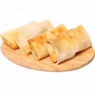 Блинчики «Тук-тук Латук» с картошкой и шампиньонами, 650 г.